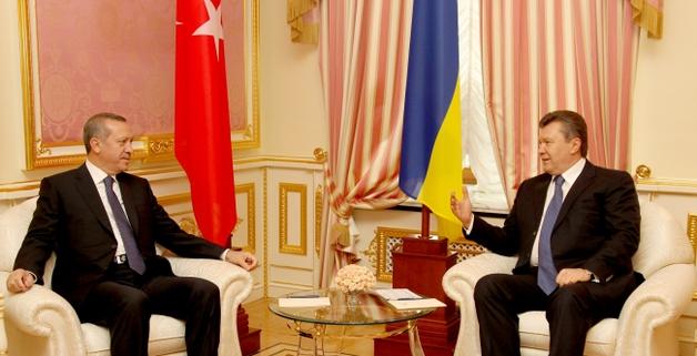 7650 Başbakan Erdoğan Ukrayna'ya Geliyor
