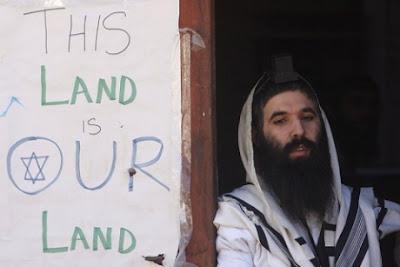 Israeli Jewish Settlers