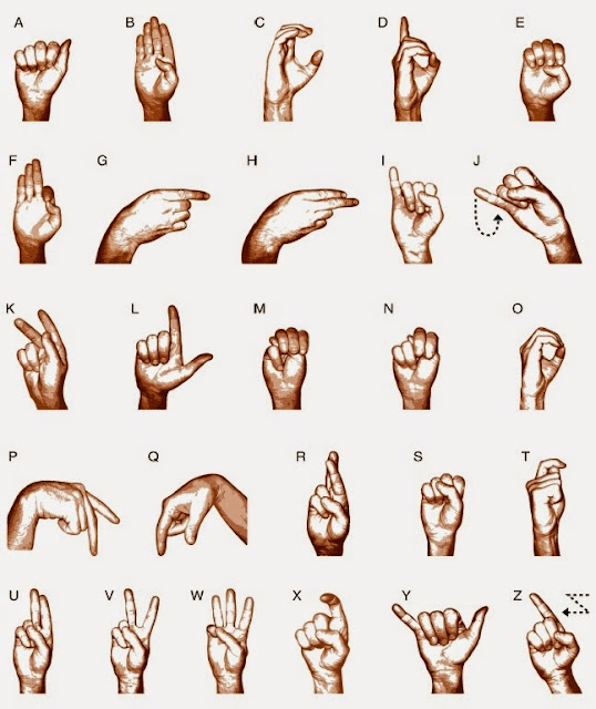 make sign language the national language