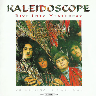 Kaleidoscope ~ 1996 ~ Dive Into Yesterday