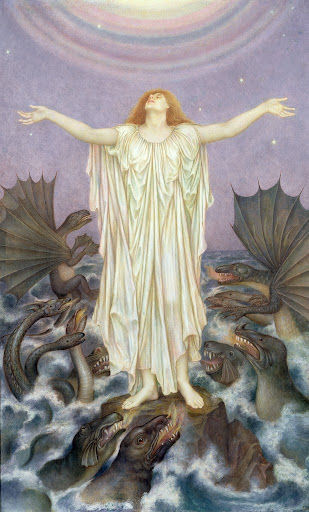Evelyn De Morgan - S.O.S.