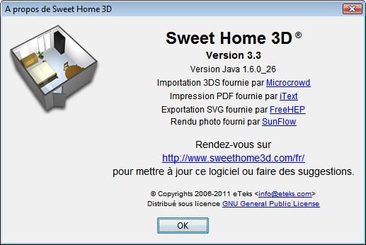 Sweethome3d un logiciel gratuit pour mod liser sa maison for Sweet home 3d modele maison