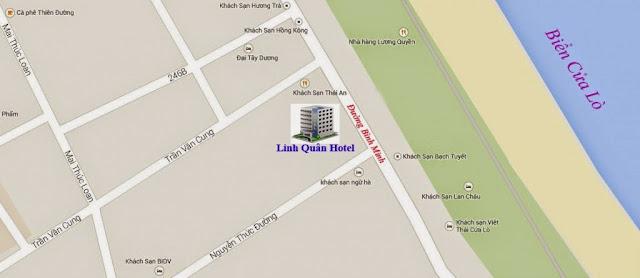 Khách sạn Linh Quân Cửa Lò