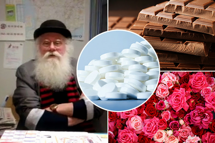 Ce preferaţi: beşini cu miros de trandafir, de violete sau de ciocolată #1