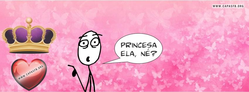 Princesa ela né?
