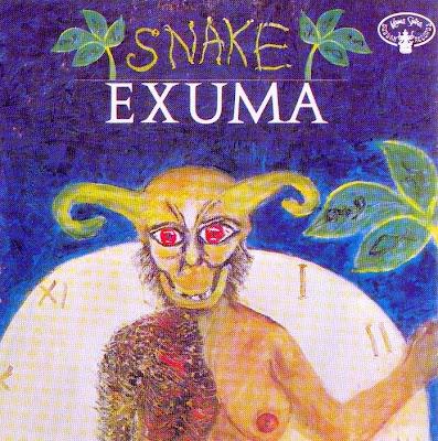 Exuma ~ 1972 ~ Snake