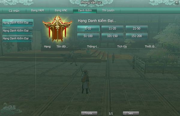 Ẩn Nguyên Bí Giám trong VLTK phiên bản 3D 3