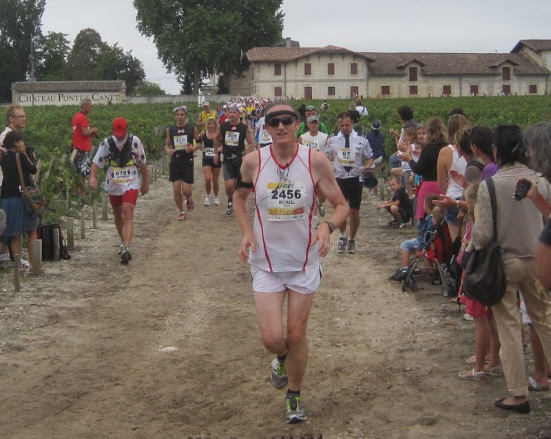 The Marathon Jogger