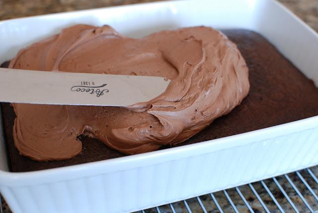 18 - Devils Food Cake