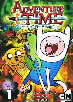 Download – Hora da Aventura com Finn & Jack – Primeira Temporada: Volume 1 AVI + RMVB Dublado