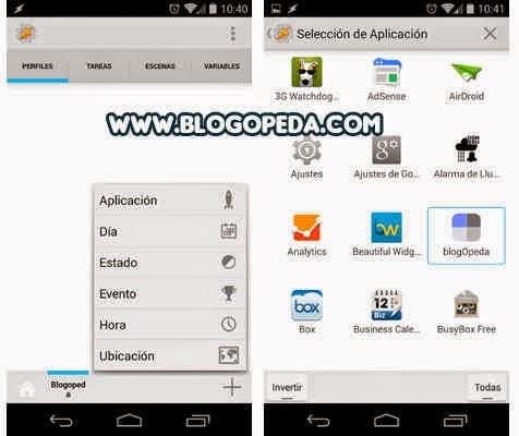 bloquear el acceso a aplicaciones