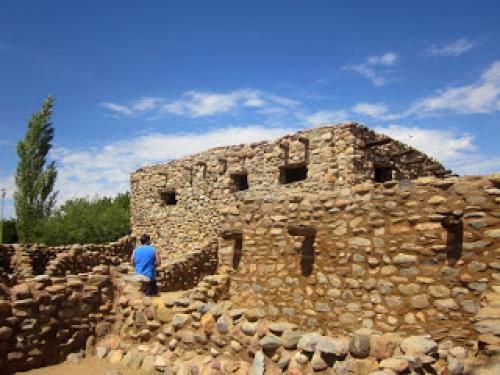 Besh Ba Gowah Native American Ruins