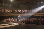 What does a standing ovation from a sold-out crowd at the Ryman look like?  This: