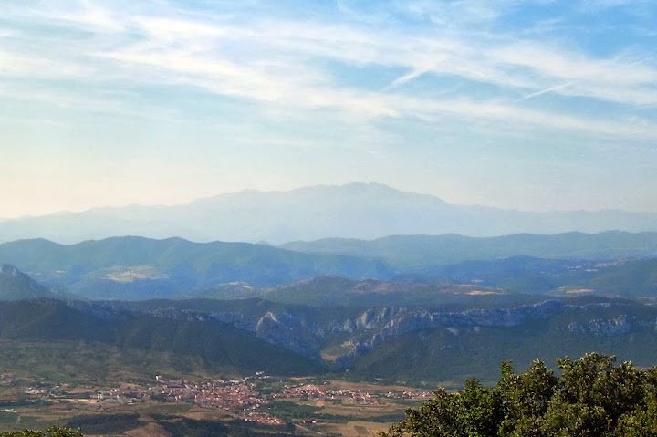 Valley and Canigou