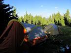 Friday night's camp