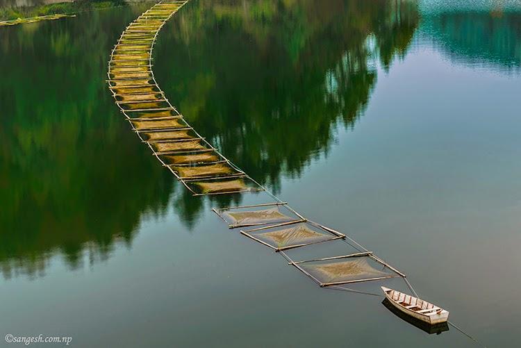 Kulekhani, indra sarovar, lake
