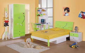 Giường ngủ cho bé BBSM0808