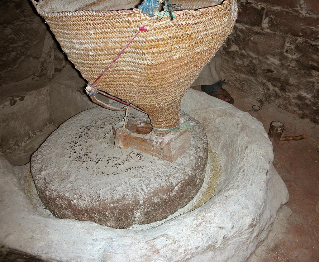 Panis nostrum marzo 2011 - Molino de trigo ...