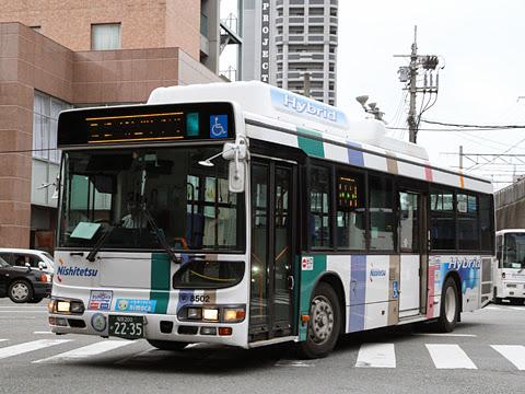 西日本鉄道 早良 8502