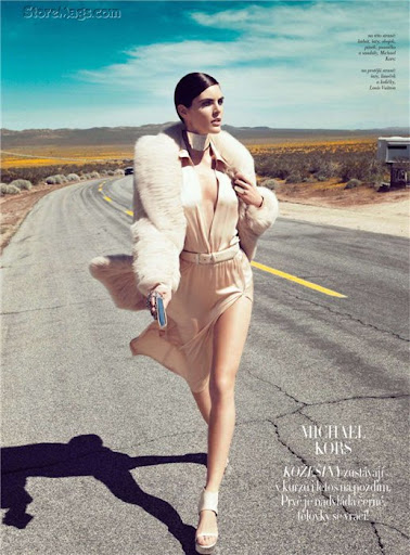 Harper's Bazaar Ceska republica - september 2011