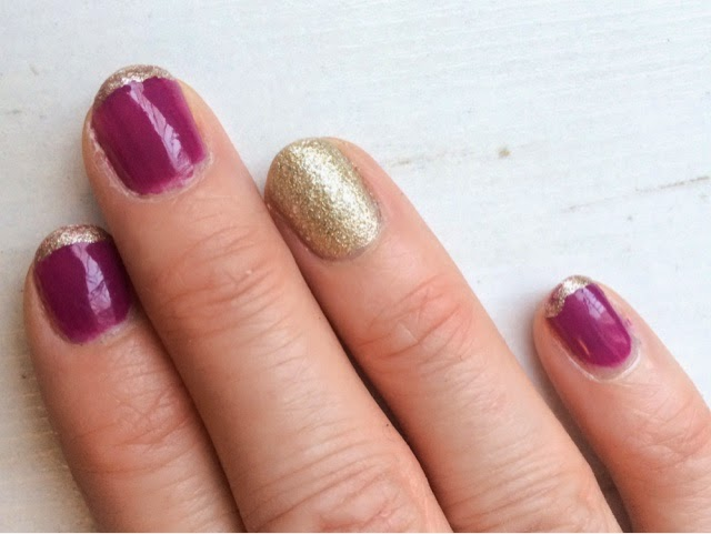 binky-london-nail-polish-gold-rush-made-in-chelsea-binky-felstead-gold-manicure-nail-art-purple-nails-gel-effect