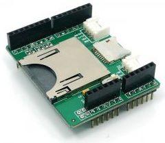 Ampliar memoria con SD Card