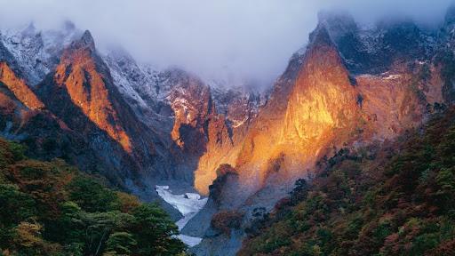 Mount Tanigawadake in Early Winter, Gumma, Japan.jpg