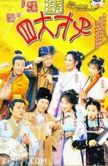 Tứ Đại Tài Tử - The Legendary Four Aces (2000) Poster