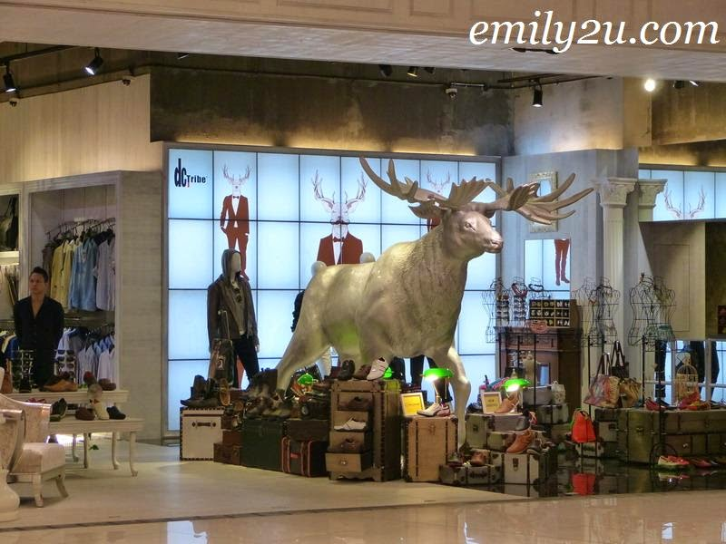 Nu Sentral Shopping Mall Kuala Lumpur