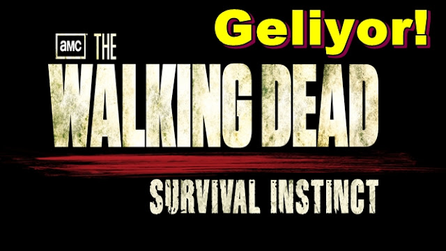 Yeni Walking Dead Oyunu The Walking Dead: Survival Instinct Geliyor!