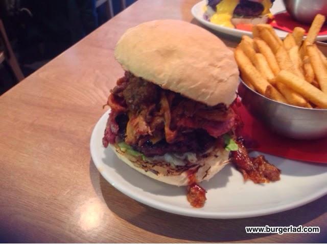 Atomic Burger Mr T Burger