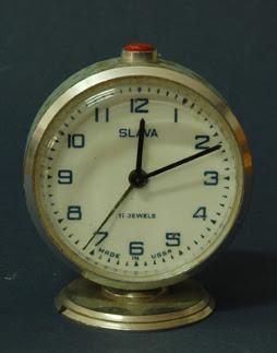 """""""Slava"""" model Watch"""
