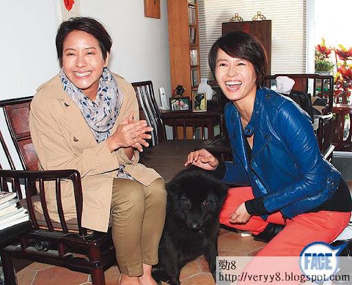 拍微電影 <br><br>去年年底,當時已懷有第二胎的林嘉欣,為姊妹梁詠琪第二次執導的微電影復出拍攝。