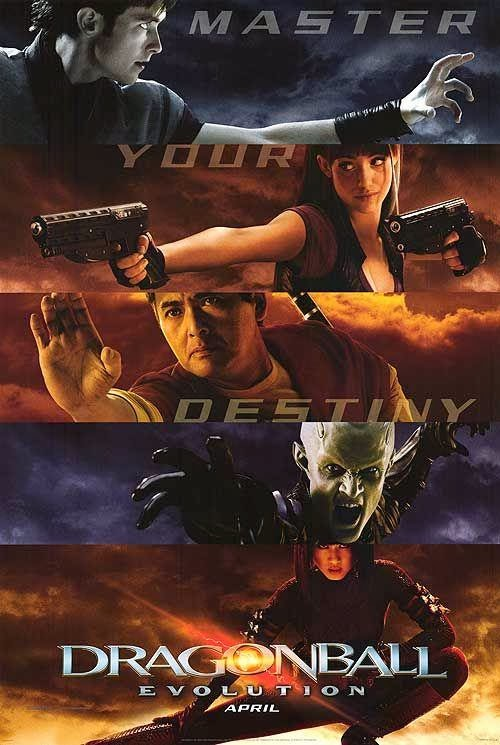 Poster Of Dragonball: Evolution (2009) Full Movie Hindi Dubbed Free Download Watch Online At Alldownloads4u.Com