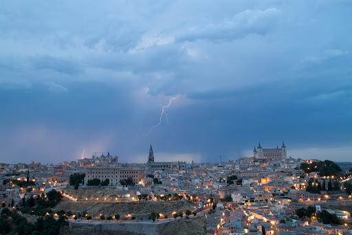 Tormenta Toledo