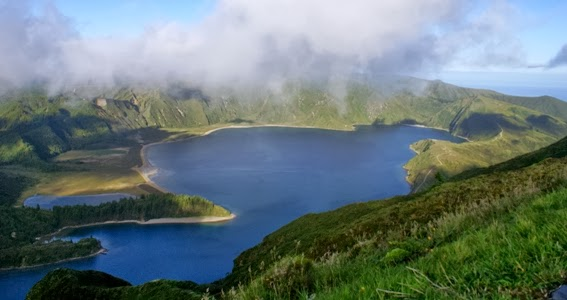 Lagoa do Fogo - Ilha de São Miguel - Açores