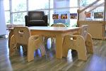 LePort Preschool Huntington Beach - Montessori childcare weaning table
