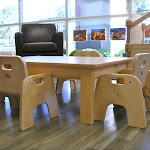 LePort Preschool Huntington Beach - Montessori childcare weaning table
