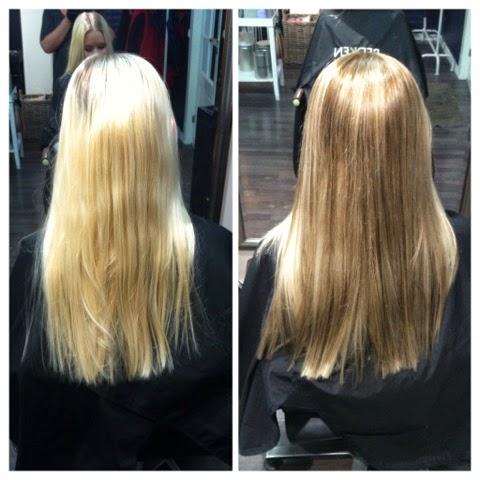 ombre, ombre hair, kampaaja, salon, parturi, blonde ombre, blonde, natural hair, luonnollinen, vaalea, tukka, hiukset, hiusväri