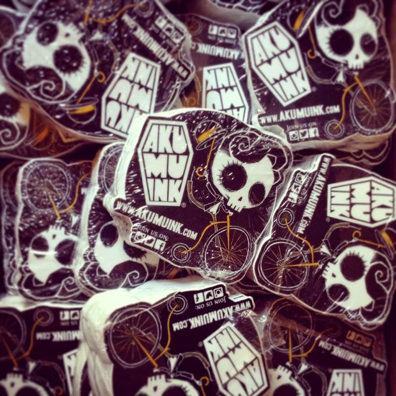 stickers, skull stickers, emo stickers, goth stickers, kawaii goth stickers, skeleton stickers, streetwear stickers, skate skull sticker, akumu ink, akumuink stickers
