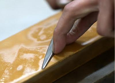 Как делают японские ножницы