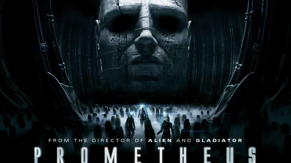 Prometheus movie poster