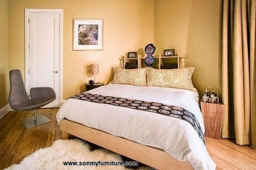 Các mẫu giường góc đẹp cho phòng ngủ nhỏ-4