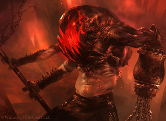 Tormentor Exarch Brad Rigney Magic