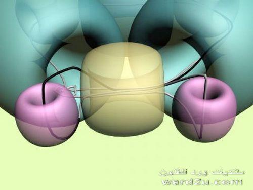 تكوينات متنوعه بالخرز تصلح للدلايات والاكسسوار