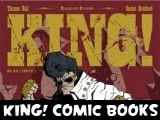 King! by Blacklist Studios Comic Book Series Review