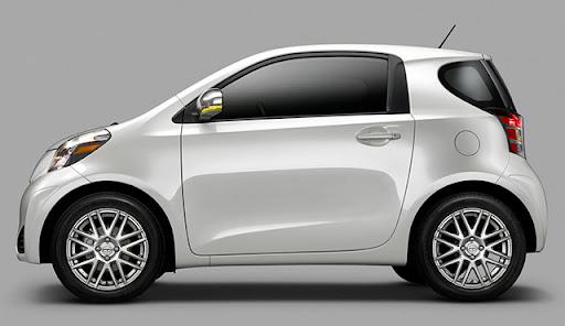 scioniQ 1 Toyota Scion iQ Electric Car To Launch In 2012