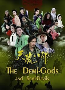 Tân Thiên Long Bát Bộ - Tan Thien Long Bat Bo 2014 poster