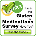 Gluten in Medications Survey