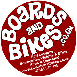 Boards and Bikes Banner, Your Northumberland Guide